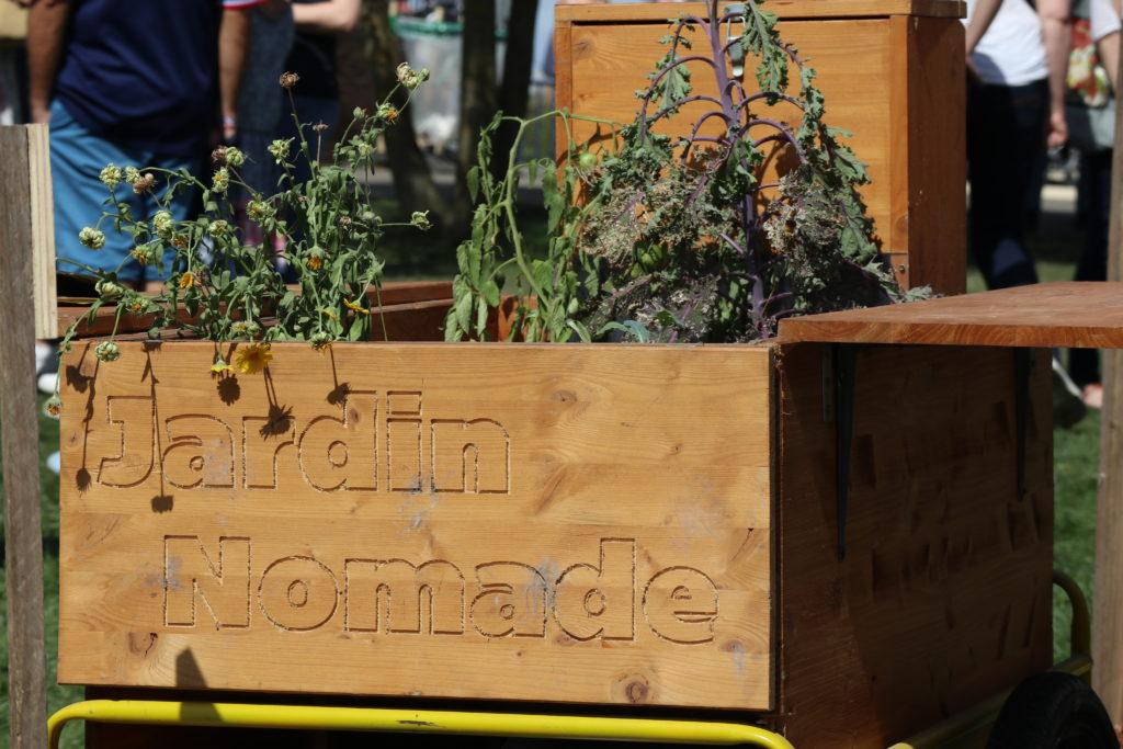 Jardin Nomade association Jardin du Vivant